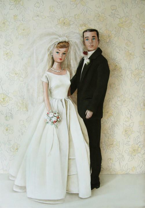 Inspiration barbie et ken mariage chic - Image barbie et ken ...